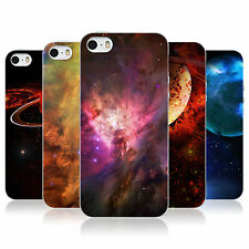 HEAD CASE SPACE WONDERS SET 2 TPU GEL BACK CASE COVER FOR APPLE iPHONE 5S