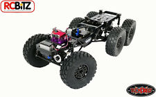 """""""The Beast"""" Blackwell 2.5T 6x6 RTR 2 Speed Lorry Vehicle RC4WD Truck METAL Axles"""