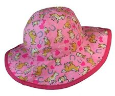 Bugzz Pony Sun Hat Ages 1-3 & 3-6 Years Brand New Free P&P