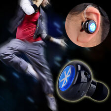 Wireless Stereo Bluetooth Earphone Headphone for Iphone Samsung Smart Phone HOT
