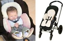 Baby Kid Infant Car Stroller Seat Head Body Reversible Support Safe Pad Cushion