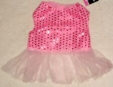 Pet Dog Dress Tutu Ballerina Costume Pink New With Tags FAST SHIP