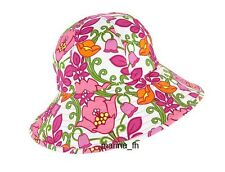 NWT VERA BRADLEY SUN HAT IN LILLI BELL ONE SIZE FITS MOST ADULT/JUNIOR $38
