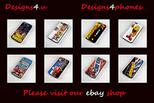 STREET FIGHTER ARCADE  PHONE CASES IPHONE 4 4S & 5 SAMSUNG GALAXY S3 & S4 GAMES