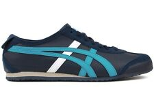 Onitsuka Tiger Mexico 66 D4J2L 5041 New Unisex Navy Blue Walking Casual Shoes