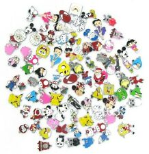 15 PC Mixed Lot of Charms DIY Jewelry Making Beads Art Crafts Enamel Pendants