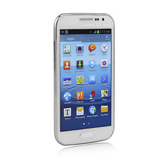 WF SAMSUNG I8552 GALAXY WIN GRAY 2DUAL SIM UNLOCKED GSM 4GB ANDROID CELLPHONE US