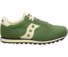 WOMENS SAUCONY JAZZ LOW PRO VEGAN GREEN SHOES SIZE 5-12 1887-10