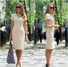 NWT_ ZARA NUDE SHIFT DRESS _SIZE  S,M,L