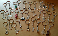 Keyring - Simple Keyring, Bag Charms - Unisex Keyrings, Car Keychains, Key Charm