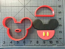 Mickey Mouse With Pants Cookie Cutter Set