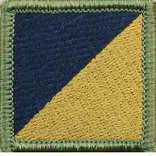 ROYAL LOGISTICS CORP RLC CLOTH TRF PATCH-BRITISH ARMY ISSUE