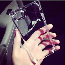 YOCA Clear Soft Silicone Gel Ice Cube Shockproof TPU Case Cover For iPhone 4S 5S