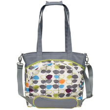Mode Tote Nursery Baby Nappy/Diaper Handbag/Shoulder bag/Changing/Pad/Mat/Holder
