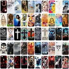 Painted Various Pattern Phone Hard Back Skin Case Cover for Apple IPhone 5 5S