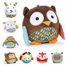 Plush New Toy Infant Baby Children Kid's Animal Mini Plush Soft Cloth Ball Toys