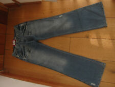 PEPE JEANS PICCADILLY LOW RISE BOOTCUT JEANS WAIST 26 UK 8 XS BNWT