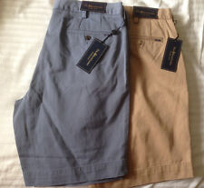 "NWT POLO RALPH LAUREN FLAT FRONT CLASSIC FIT 9"" CHINO TWILL SHORTS SIZE 32 36 38"