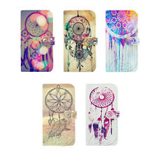 Vintage Dream Catcher On Wallet Flip PU Leather Case for Samsung Galaxy S3 S4 S5