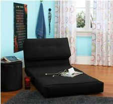 Flip Out Down Sleeper Chair Lounge Bed Seat Convertible Folding Sofa Flip Zone