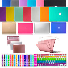 "Colorful Rubberized Hard Case Cover Shell for MacBook Air Pro Retina 11""13""15"""