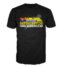 MAD MAX Interceptor T-shirt, Inspired by the 1979 film Mad Max