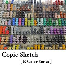 NEW Too Copic Sketch Marker Pen [ E Color Series ] Free Shipping Japan f/s
