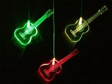 Guitar Drop Night Light - Mobile Lamp with Colour Changing LED Lights