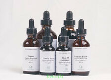 Natural Parasite Cleanse Black Walnut Wormwood Cloves Pure Extract Tincture