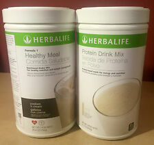 Herbalife Formula 1 Nutritional Shake + Protein Drink Mix - FREE FEDEX SHIPPING