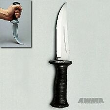 AWMA® RUBBER KNIFE 10 3/4 in. - martial arts krav maga self defense taekwondo