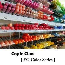 NEW Too Copic Ciao Markers Pen [ YG Color Series ] Free Shipping Japan f/s draw