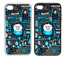 TFIOS Okay Okay Printed Rubber and Plastic Phone Cover Case