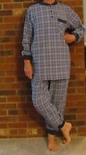 Pajamas Flannel Ski Ribbed 'Made in USA' Comfy, Soft and the Best Price