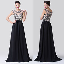 2014 Masquerade Attire Evening Homecoming Prom Bridesmaid Ball Gown Long Dresses