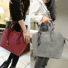 NEW WOMEN CELEB HANDBAG SHOULDER BAG FORMAL BUSINESS SATCHEL KOREAN TOTE BAGS