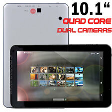"""10.1"""" Laude V33 Quad-core 8GB Android Capacitive Bluetooth WIFI Tablet Netbook"""