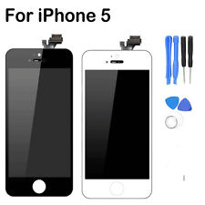 iPhone 5 Replacement LCD Digitizer Front Screen Display Assembly Panel OEM AU