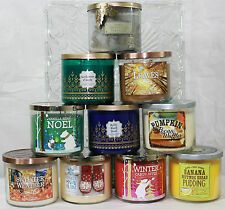 Buy Two or More Bath & Body Works/White Barn/Slatkin & Co.3-Wick 14.5 Oz.Candles
