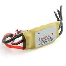 Mystery Cloud 10/20/30/70/80A Brushless BEC ESC Speed Controller for RC Heli Toy