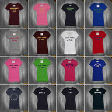 Abercrombie & Fitch - A&F Womens Tshirt Tee Vneck & Crew neck Various Kind NEW!