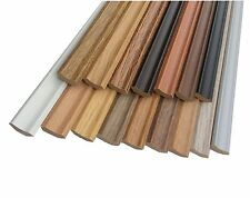 LAMINATE FLOORING SCOTIA BEADING 2.4M LENGTHS - 10 LENGTH PER PACK!
