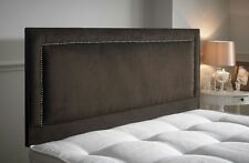 Headboard in PVC all sizes & colours cheap on Ebay Great Quality FREE DELIVERY