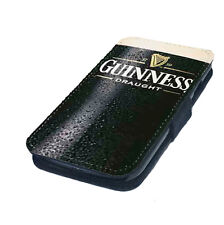 Alcohol Beer Whisky Designs Printed Faux Leather Flip Phone Cover Case