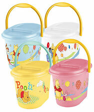 Disney Winnie the Pooh Nappy Buckets - 4 colours to Choose From!