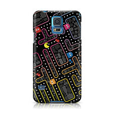 Pac Man Arcade Game Pacman Mobile Smartphone Cover Case - for Samsung Galaxy