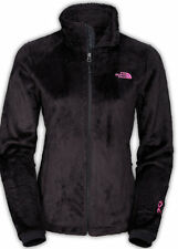 NEW WOMEN'S NORTH FACE PR OSITO 2 PINK RIBBON JACKET CZ24 JK3 TNF BLACK