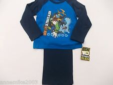 Bnwt Official Ben 10 Pajamas 3-4 5-6 7-8 & 9-10 Years