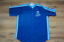 KANSAS CITY ROYALS NEW MLB MAJESTIC CROSSTOWN RIVALRY JERSEY