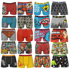 Superman Man of Steel Herren Boxershorts S M L XL 2XL Boxer Shorts Boxershort